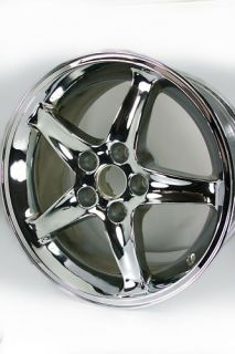 Chrome Ford Mustang SVT Cobra Replica Wheels Rims 3285