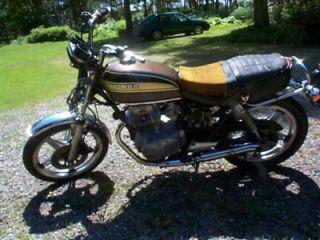 78 Honda CB400T CB400T11 T11 Front or Rear Comstar Rim