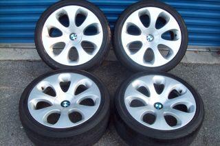 BMW 645i 650i 19 Wheels Rims Tires 745i Factory 745 750 550i