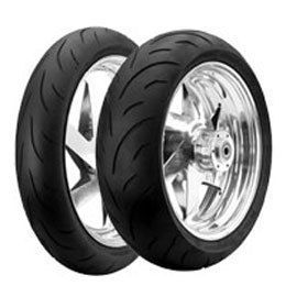 Dunlop Qualifier Rear Motorcycle Tire 170 60 17