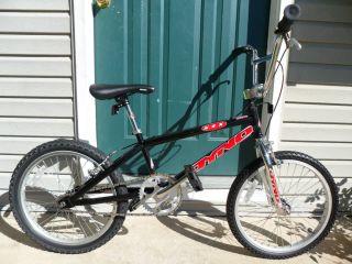 Dyno NSX 20 BMX Racing Performer Bicycle Aluminum Rims Black