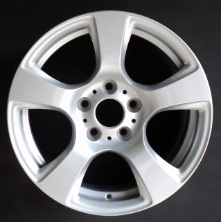 2006 2007 BMW 323i 328i 335i 17 5 Spoke Factory Alloy OEM Wheel Rim H