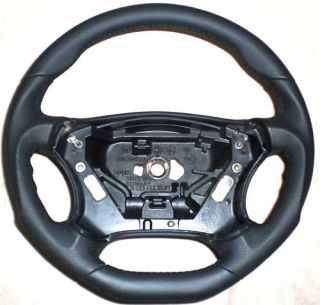 Mercedes C Class W203 Nappaleather Sport Steering Wheel
