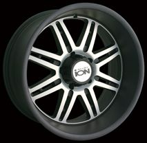 CPP ION 183 Wheels Rims, 17x8, fits CHEVY TRAILBLAZER SS GMC ENVOY XL