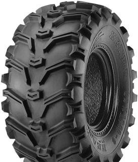 Two New Kenda Bear Claw ATV Tires 6 Ply 22x11 8