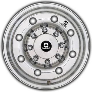 Alcoa Trailer 16x7 Classic 8 Lug Ford Chevy Dodge 167041 Wheel