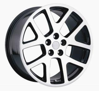 20 Viper SRT8 Charger Magnum 300C Tire Wheel Rim MBS