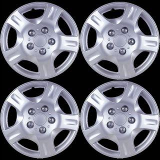 14 inch Hub Cap Silver Lug Full Skin Rim Cover for Steel Wheel
