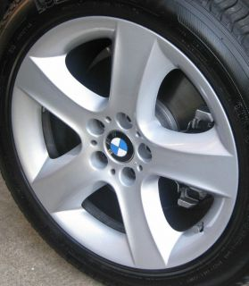 BMW E70 E70 LCI x5 E71 x6 Genuine Style 212 Star Spoke 19 Wheel Set