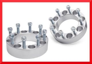 Four 8 Lug 6 5 to 8 x 170mm Wheel Adapters 1 5 Spacer