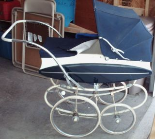 Pram Pedigree Stroller Vintage Baby Buggy 1967 Good Condition