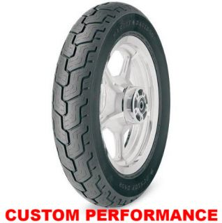Dunlop D402 130 70 18 Front Motorcycle Tire Victory Hammer Kingpin