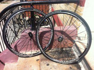 Trek Bontrager Race Wheels with Tires Madone 5 2 2012 700x23