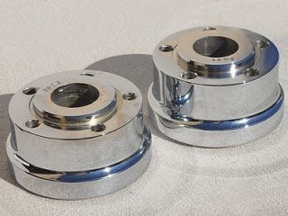 Harley Davidson Revtech Revpro Chrome Billet Wheel Hub Kit New