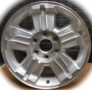 Silverado Suburban Tahoe Z 71 18 Wheel Rim 07 11 5300