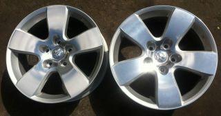 Dodge Ram 1500 Factory OEM Alloy Wheel Rim 2009 2012 2363 GREAT SPARE