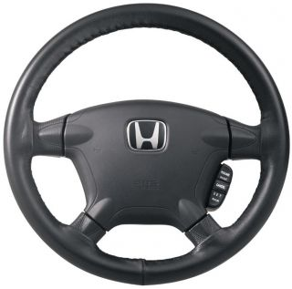 2002 2003 2004 2005 2006 New Honda CR V Leather Steering Wheel Wrap