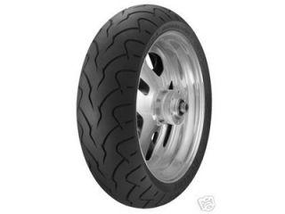 120 70ZR 19 Dunlop D207ZR Black Radial Front Tire for Harley