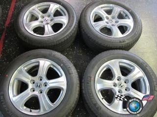 Honda Pilot Factory 18 Wheels Tires OEM Rims 05 12 Odyssey Ridgeline