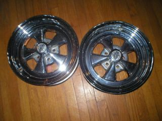 Cragar Wheels Rims Mopar 4 Bolt Pattern