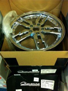 Chrome Giovanna Sabina Wheels Rims 5x114 3 Acura Lexus Honda
