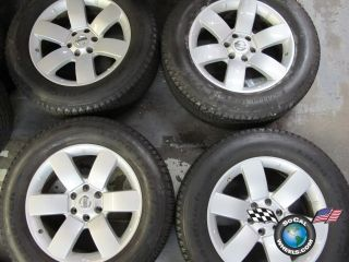 Nissan Armada Titan Factory 20 Wheels Tires OEM Rims 275 60 20 62494