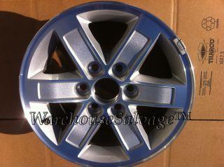 FX4 18 Aluminum Wheels Rims Tires BFGoodrich T A 275 65 18
