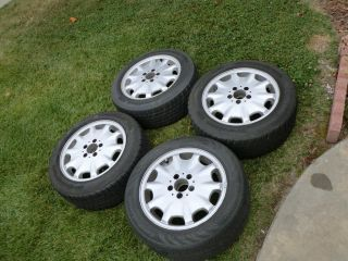 Mercedes Benz W210 E320 E300 Original Wheel Rim Tire