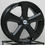 18 Inch ALL Black Wheels Rims Dodge Charger 300C Magnum American