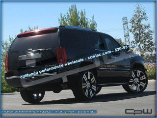 Concept 24 Wheels and Tires Rims GMC Yukon XL Gloss Machined