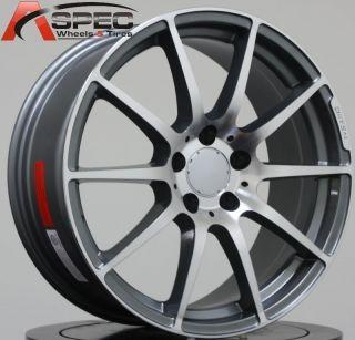 18x8 Mercedes Benz AMG Rim Wheels SLK320 SLK350 SLK55