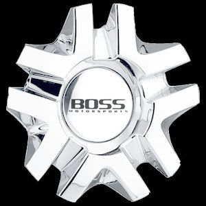 MOTORSPORTS WHEEL RIM CENTER CAP ACC 3206 06 SNAP IN BOSS 327 CHROME