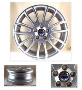 Aluminum Wheel 17 Factory Wheel Rim 2007 2010 C30 S40 V50