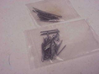 Lionel 1666 224 Hand Railing Cotter Pins Reproduction Parts 48