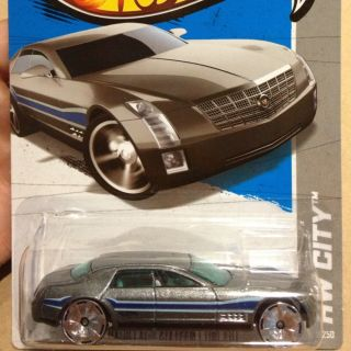 2013 Hot Wheels Cadillac Sixteen Concept K Day 2 250