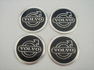 New Volvo Wheel Rim Hub Centre Cab Badge Decal Logo Sticker 60 Mm