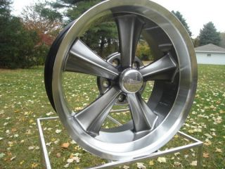 18x7 Chevelle Chevy Nova Ford Rocket Booster Wheels
