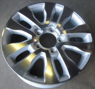 20 Factory Toyota Tundra Sequoia Platinum Wheel Rim 1