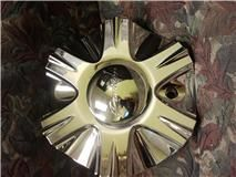 Panther Defiance Wheel Center Cap Chrome Style 291