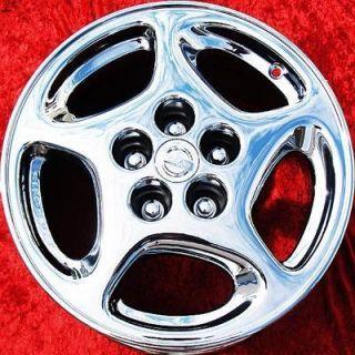 New Nissan 300zx TT Turbo 16 Chrome Wheels Rims 62501 Exchange