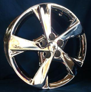 16 Toyota Corolla 2012 OE Wheels 4 Rims