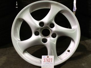996 Turbo Twist Look BBs Front Wheel Rim 18 8x18 Solid Spoke