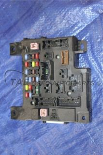 2008 Mitsubishi Lancer Evolution x GSR Interior Dash Fuse Box Assembly