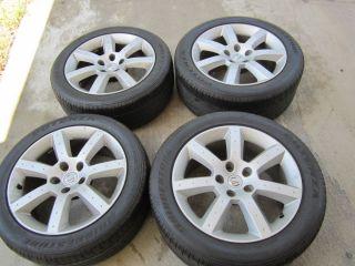 Nissan 350Z Wheels 2003 2004 2005 17 Factory Wheels