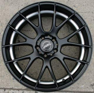ASA GT5 20 Black Rims Wheels Mustang V6 V8 05 Up 20 x 8 5 5H 32