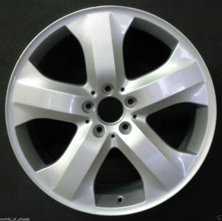 2012 Mercedes GL GL350 GL450 19 5 Spoke Factory OEM Wheel Rim H 85107