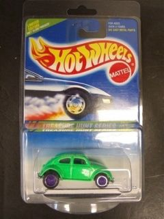 Hot Wheel Treasure Hunt Series VW Bug 13353 Collectors 357 H2