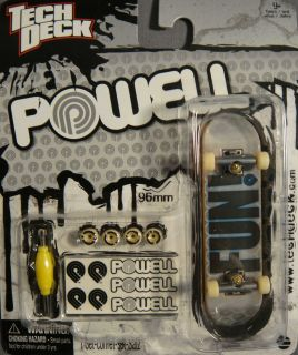 Tech Deck Powell Peralta Fun Fingerboard New