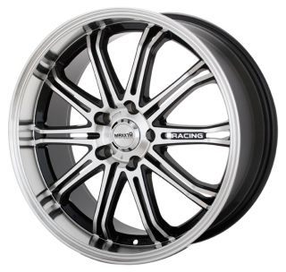 15 Maxxim Ferris Rims Wheels 15x6 5 35 4x100 Civic Integra Fit Del Sol
