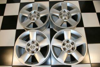 Nissan Armada Titan 18 Factory Wheels Rims 62438 A 3 Set of 4